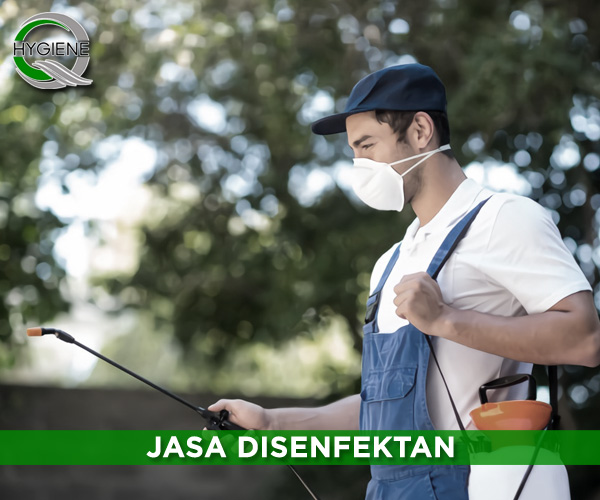 Jasa Disinfektan