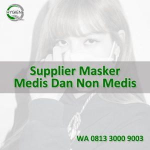 Distributor Masker Sensi  Palu