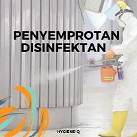 Penyemprotan Disinfektan